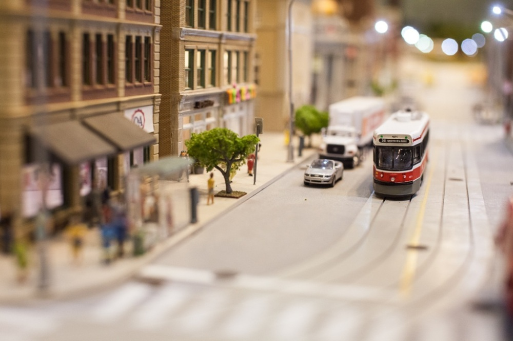 Miniture Toronto 1